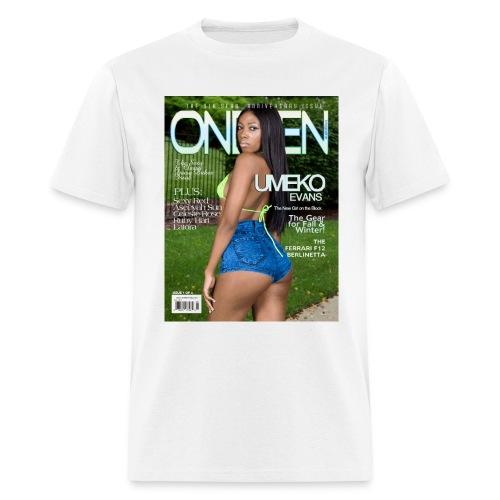 ONETEN Magazine Cover Umeko Tee - Men's T-Shirt