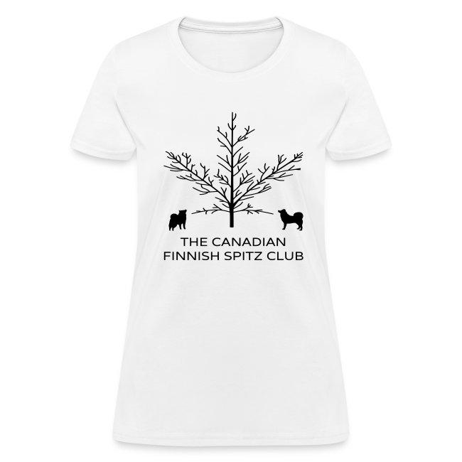 Women's Gildan T-shirt CFSC