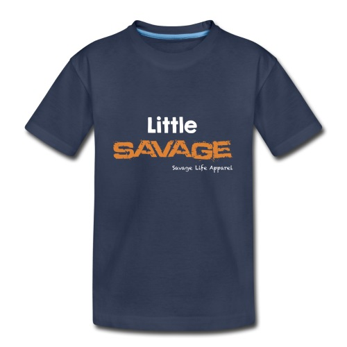 Little Savage - Toddler Premium T-Shirt