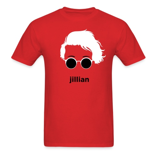 [jillian-holtzmann] - Men's T-Shirt