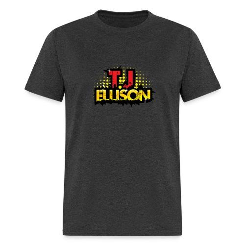 T.J. ELLISON® (Men) Logo T-Shirt (BLACK) - Men's T-Shirt
