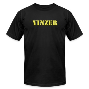 Yinzer - Men's T-Shirt by American Apparel