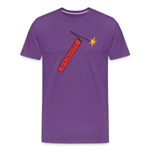 Tynamite 2018 Logo (Men's Tee) - Men's Premium T-Shirt
