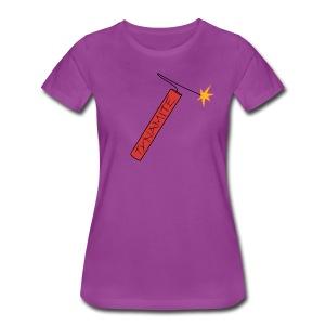 Tynamite 2018 Logo (Women's Tee) - Women's Premium T-Shirt