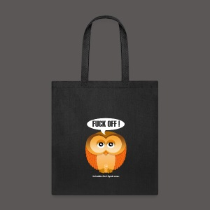 IRRITABLE OWL - Tote Bag
