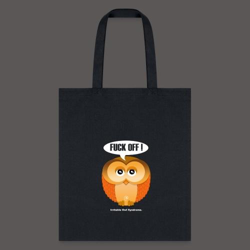 IRRITABLE OWL - Tote Bag