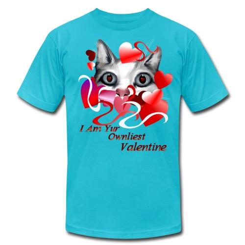 Ownliest Valentine - Men's  Jersey T-Shirt