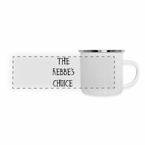 The Rebbe's Choice Retro Mug - Panoramic Camper Mug