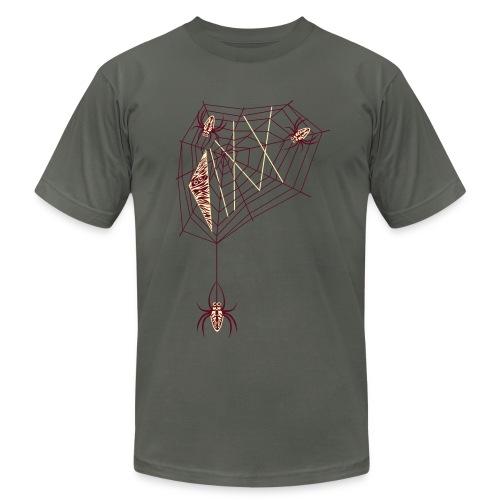 VIXX's Spiderweb  - Men's Fine Jersey T-Shirt