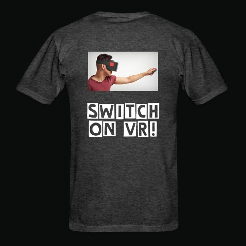 Switch on - Men's T-Shirt