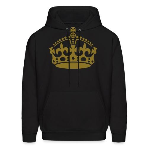 Mens Simple Crown Sweater - Men's Hoodie