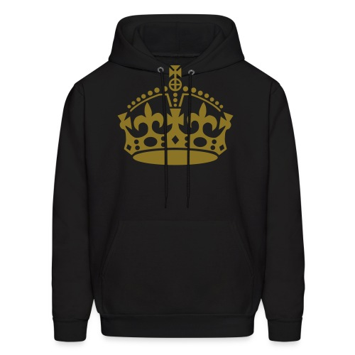 Mens Simple Crown Sweater - Men's Hoodie