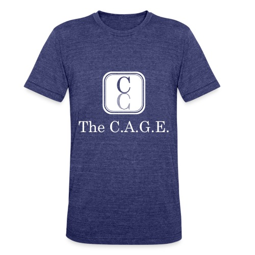 THE C.A.G.E SUMMER WEAR - Unisex Tri-Blend T-Shirt