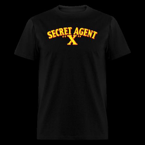 Secret Agent X - Men's T-Shirt