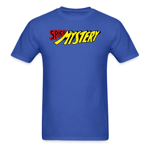Spicy Mystery - Men's T-Shirt
