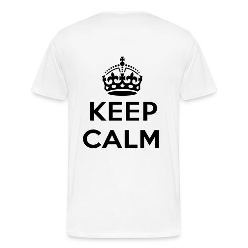 Always Keep Calm! - Men's Premium T-Shirt