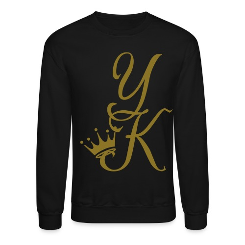 Men's Sweatshirt (YK) - Crewneck Sweatshirt