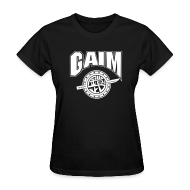 T-Shirts ~ Women's T-Shirt ~ Womens Team Gaim Black Tee