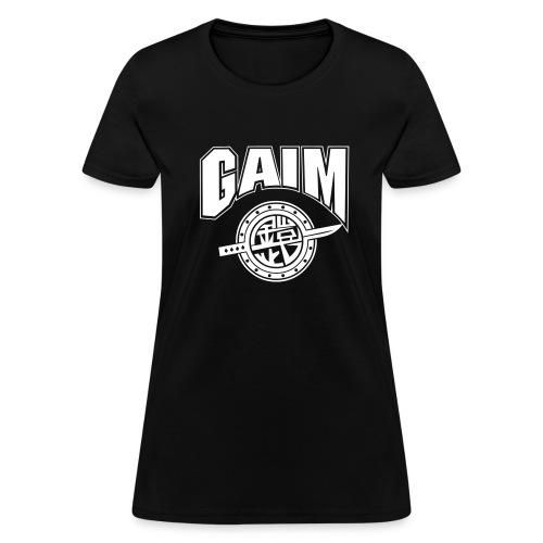 Womens Team Gaim Black Tee - Women's T-Shirt
