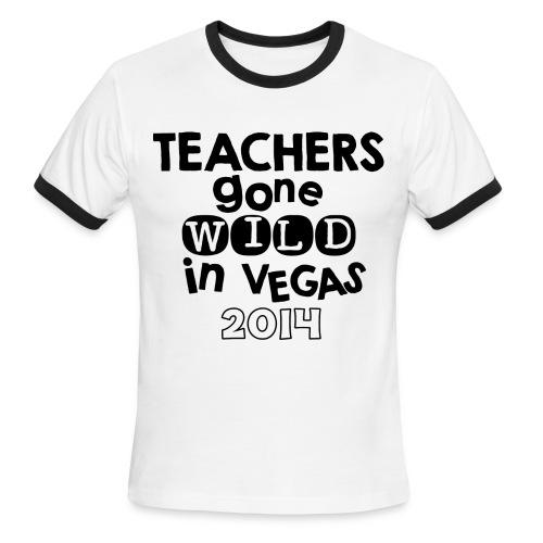 Vegas - Men's Ringer T-Shirt