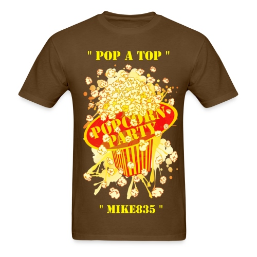 Pop A Top - Men's T-Shirt