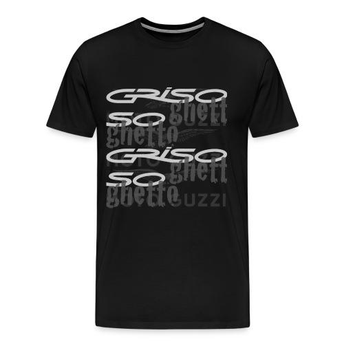 GRiSO ghetto Cascade - Men's Premium T-Shirt