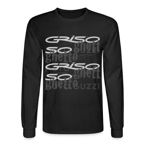 GRiSO ghetto Cascade - Men's Long Sleeve T-Shirt