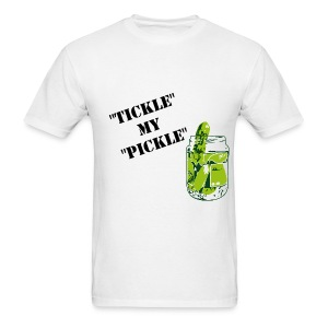 Tickle My Pickle  - Men's T-Shirt