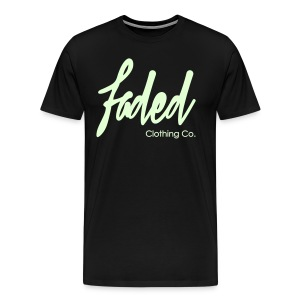 Promo Tee.  [Glow in the dark] - Men's Premium T-Shirt