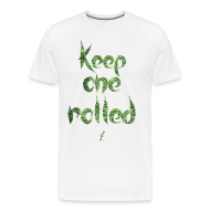 T-Shirts ~ Men's Premium T-Shirt ~ Keep One