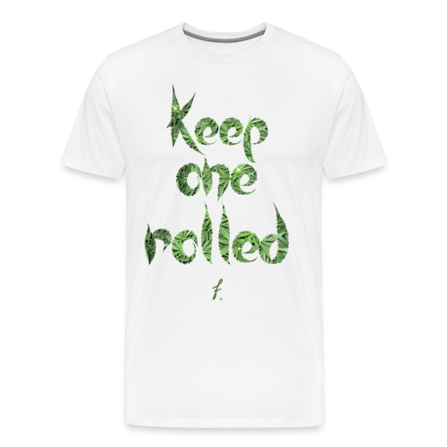 Keep One - Men's Premium T-Shirt