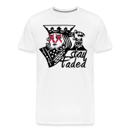 T-Shirts ~ Men's Premium T-Shirt ~ stay faded xx