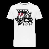 T-Shirts ~ Men's Premium T-Shirt ~ stay faded xx