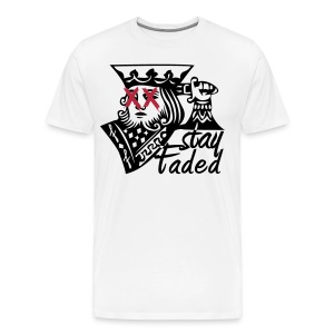 stay faded xx - Men's Premium T-Shirt