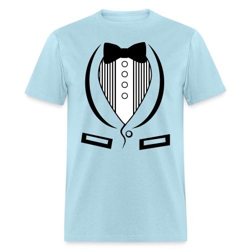 Suit T-Shirt - Men's T-Shirt