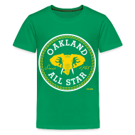 Kids' Shirts ~ Kids' Premium T-Shirt ~ Oakland All Star - Kids Tee