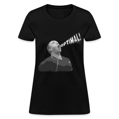 Optimal Women's T-Shirt - Women's T-Shirt