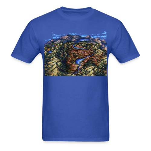 Adventure - Men's T-Shirt