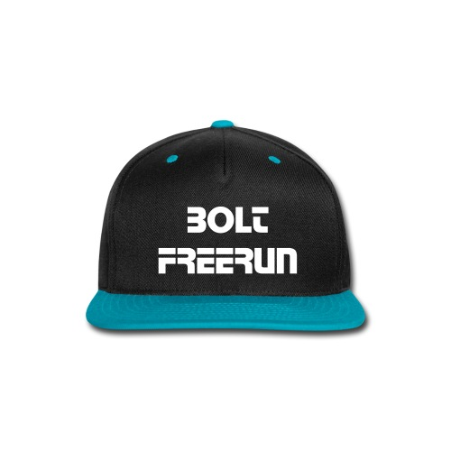 Bolt Freerun Snapback | Name - Snap-back Baseball Cap