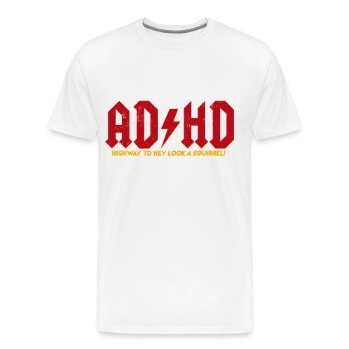 AD HD T-Shirt - Men's Premium T-Shirt