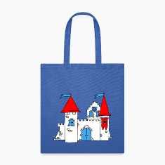 Medieval Castle Bags & backpacks