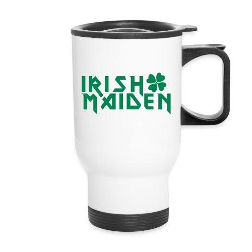 irish maiden - Travel Mug