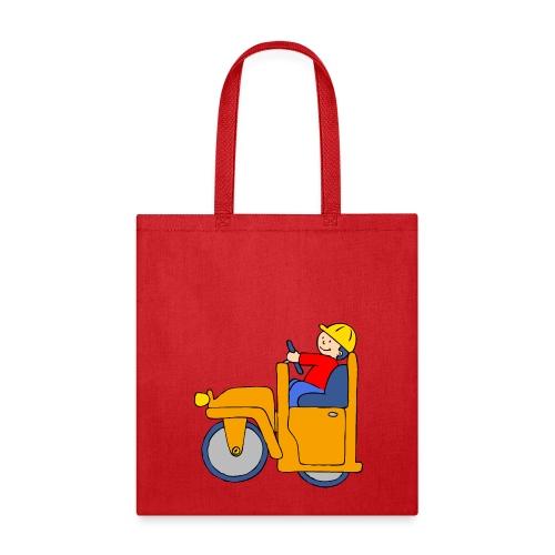 Road Roller - Tote Bag