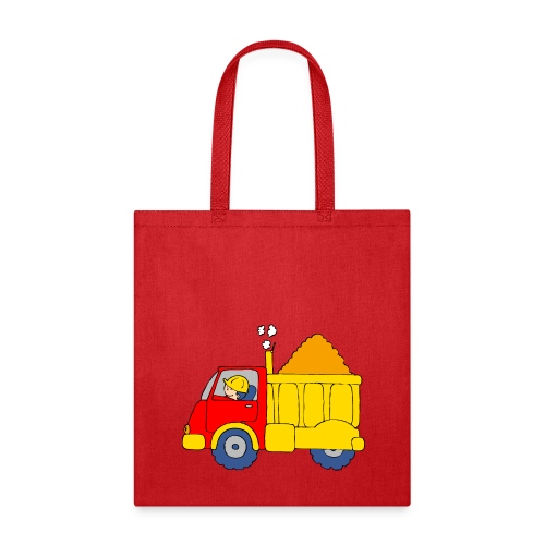 Lorry Truck - Tote Bag