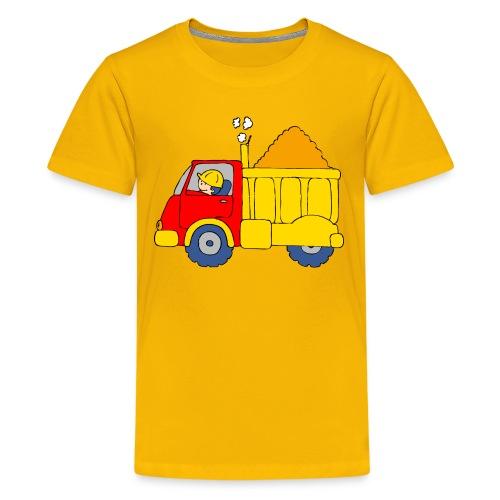 Lorry Truck - Kids' Premium T-Shirt