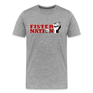 Fister Nation - Men's T - Men's Premium T-Shirt