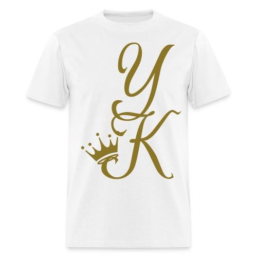 Men's T-shirt (YK) - Men's T-Shirt