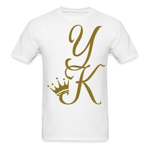 Men's T-shirt (YK) - Men's T-Shirt