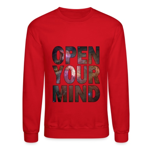 Open Your Mind - Crewneck Sweatshirt
