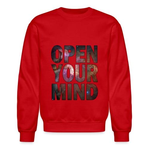 Open Your Mind - Crewneck Sweatshirt